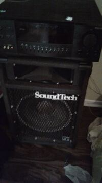 SoundTech speakers  Chatham-Kent, N8A 1S4