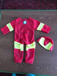 Iron man costume  Arlington, 22206