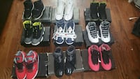 Jordans size 5.5- 7y. All prices listed New York, 10035