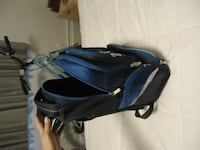 CCM Roller Backpack Bag COQUITLAM