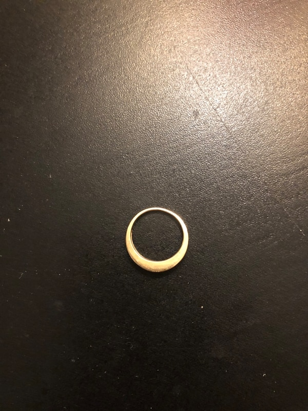 14K Real Gold Wedding Ring with Diamonds 79bd2a86-7546-4873-bc8f-4c59bbd26483
