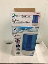 PURE GUARDIAN COOL MIST ULTRASONIC HUMIDIFIER WITH AROMATHERAPY  North Bergen, 07047