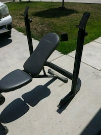 black and gray exercise equipment Dinuba, 93618
