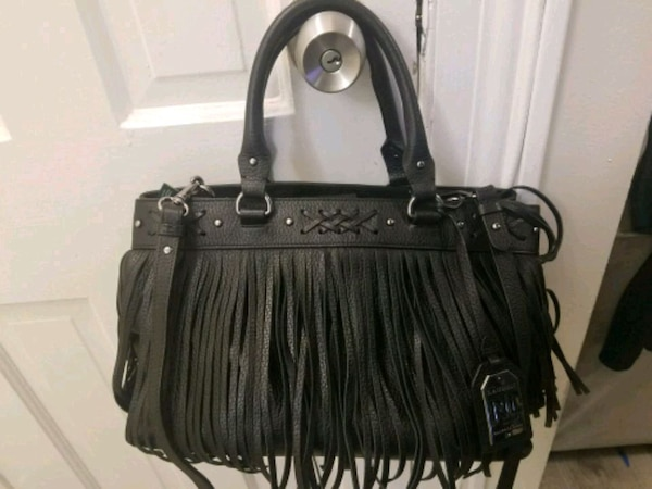 Used NEW Ralph Lauren bag genuine leather for sale in Queens - letgo 284cc5f800927