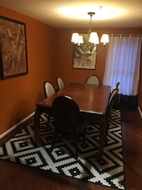 Dining Room Table + 6 chairs HYATTSVILLE