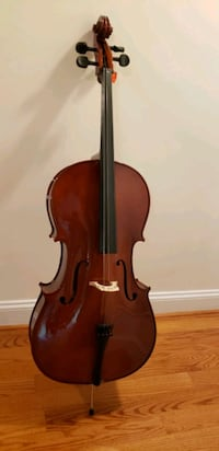 Cello (almost new)Wood Color Beautiful Varnish Clarksville, 21029