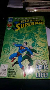 The adventures of Superman The Bronx, 10455