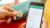 Bluetooth Tracker Device TrackR Bravo Toronto