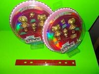 ~New~ Lalaloopsy MINI 's collectible gold edition three pack - two different available  991 mi