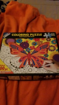 Coloring puzzle  Old Lyme, 06371