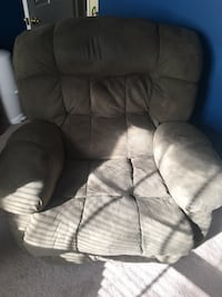 gray and black recliner chair Chatsworth, 30705