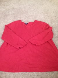 Pinkish Plus Size Sweater Hagerstown, 21740