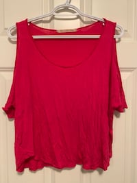 Cold shoulder top Winnipeg, R2P 1R9