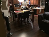 Marble counter height table Glen Burnie, 21060