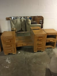 5 PC. ANTIQUE BEDROOM SET Cincinnati, 45238