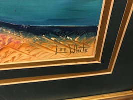Lee White Painting