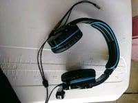 black and blue corded headset San Jose, 95128