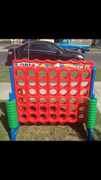 Giant Size 4 feet Connect 4 Lawndale, 90260