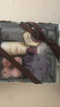 sweet fig bath set