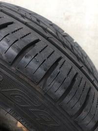 Tire 245/50/20 semi new!