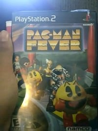 Pac man fever for PlayStation 2