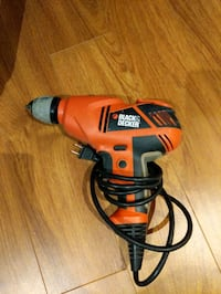 Black and Decker corded drill Georgetown, L7G