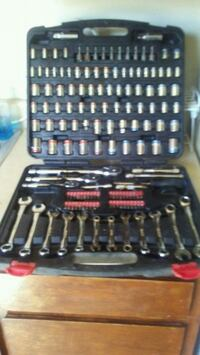 Duralast Tool Set With Hard Plastic Carrying Case Lomita, 90717