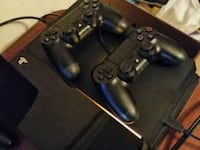 Ps4 with controllers Stone Mountain, 30087