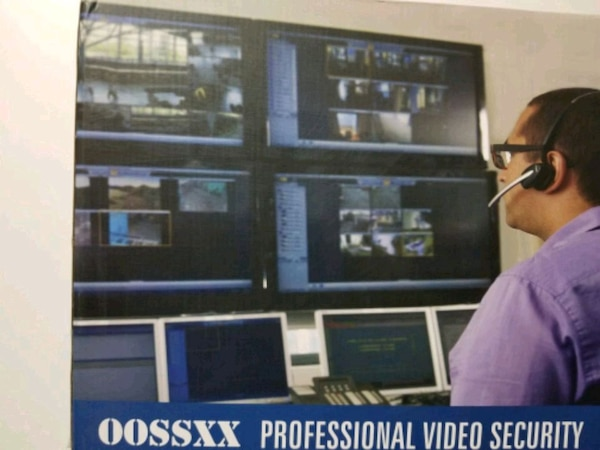 OOSSXX PROFESSIONAL VIDEO SECURITY