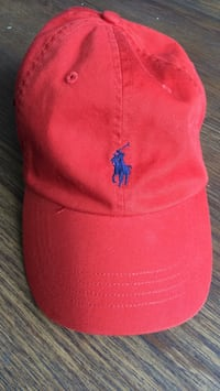 Perfect Condition red Polo hat London, N6C 5J8