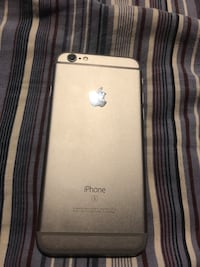 Silver iphone 6s with charger and phone case to choose from Oakville, L6H 4W3