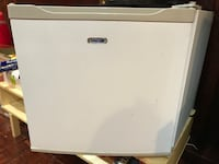 White compact freezer. Like new McLean, 22102