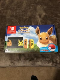 Pokémon let's go eevee Nintendo swith bundle Manassas, 20109