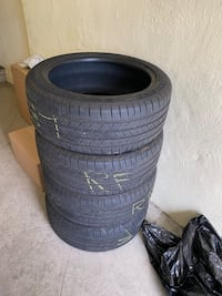 Used Goodyear Runflat Tires