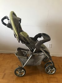 Greco stroller with car seat for kids upto 4 years