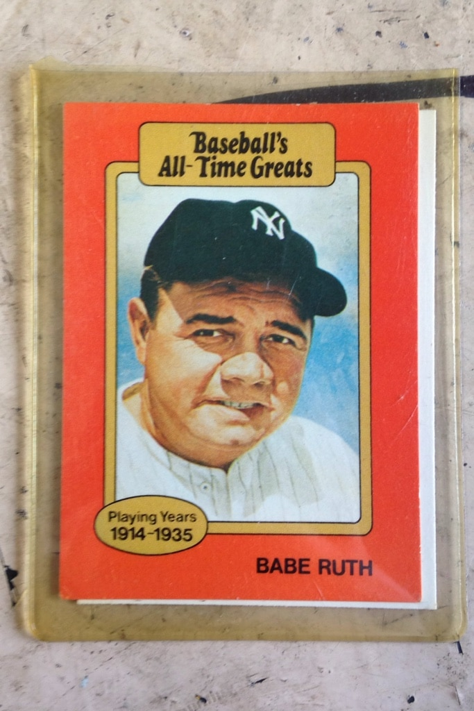 Photo Babe ruth