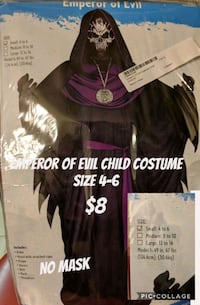 Child costume Belleview