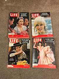 Life magazine's from the 50,s-60,s New York, 11367