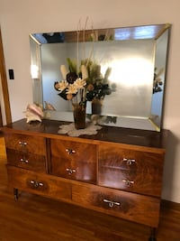 Large dresser with mirror Toronto, M9N