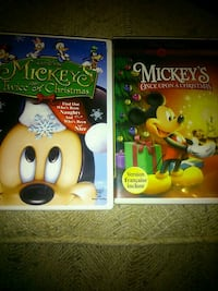 Mickey Christmas movies  London, N5W 2Y8