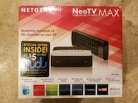Netgear NeoTV Max Streaming Player  Las Vegas, 89148