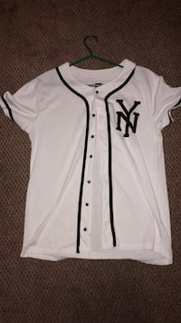 Bootleg Yankees Baseball Jersey Cambridge, N3C 4G5