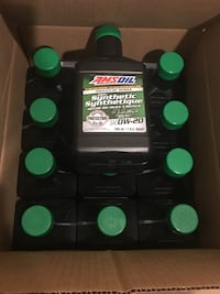 AMSOIL signature series 0W-20 oil