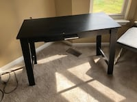 Wooden 1 drawer desk or table Wildwood, 63011
