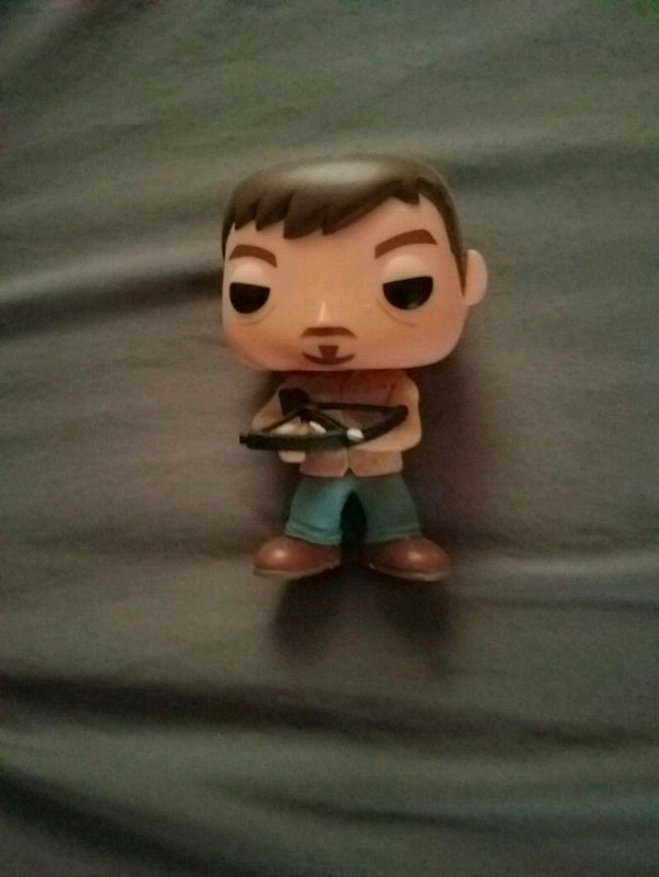 Pop Vinyl Darryl from Walkind Dead