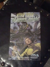 Star trek planet of the appes comic book  Hamilton, L8L 5W7