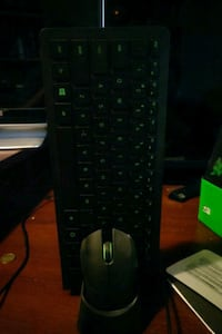 Razer Turret  living room gaming mouse and kb Vaughan, L4H 2B1