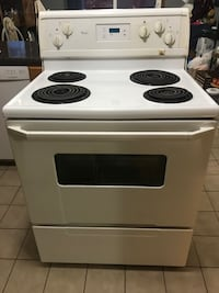 Whirlpool Range: Oven Stove for Sale!
