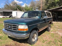 Ford - Bronco - 1996 Lutz, 33549