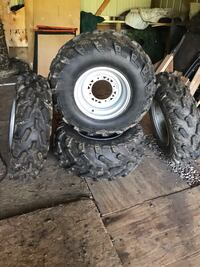 4 wheeler tires